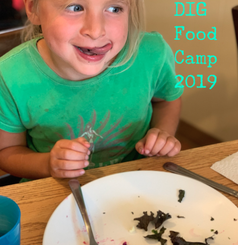 image - Kids Dig Food Camp 2019