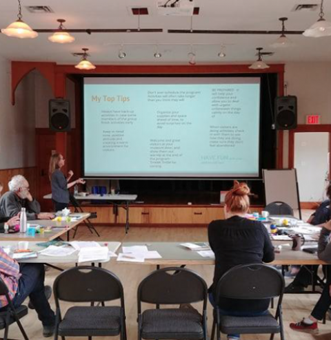image - Bulkley Valley Museum Regional Educational Workshop