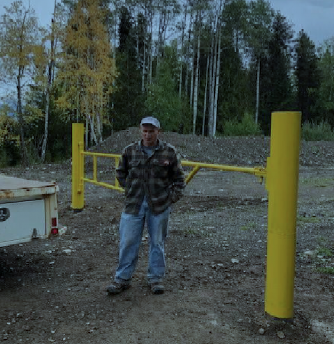 image - Hazelton Gun Club safety gate